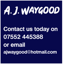AJ Waygood Painter & Decorator in Wellington